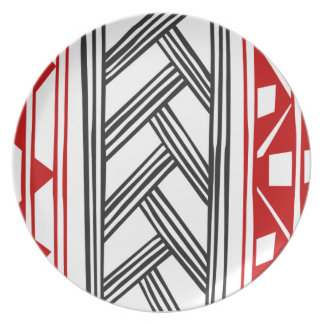 Aboriginal print nº 01 plate
