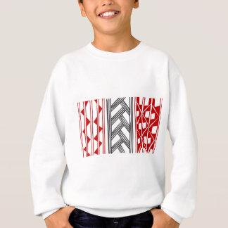 Aboriginal print nº 01 sweatshirt