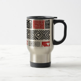 Aboriginal print nº 02 travel mug