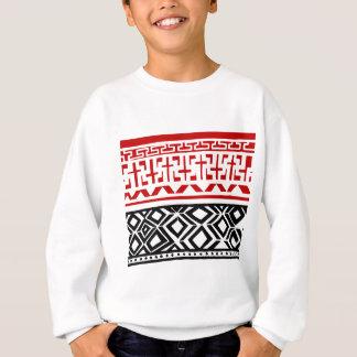Aboriginal print nº 03 sweatshirt