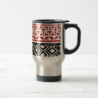 Aboriginal print nº 03 travel mug