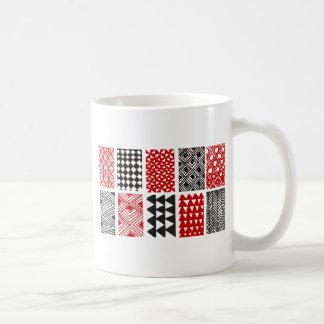 Aboriginal print nº 05 coffee mug