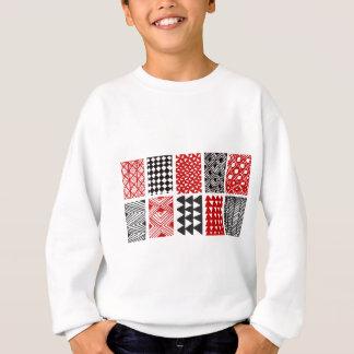 Aboriginal print nº 05 sweatshirt