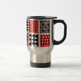 Aboriginal print nº 05 travel mug