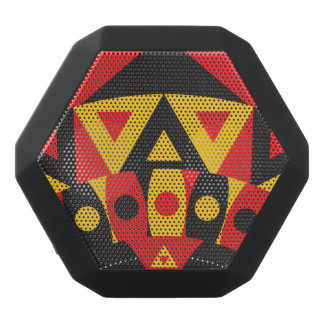 aboriginal tribal black bluetooth speaker
