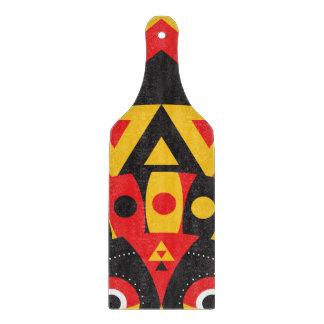 aboriginal tribal cutting board