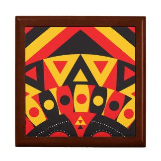 aboriginal tribal gift box