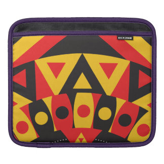 aboriginal tribal iPad sleeve