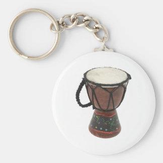 AboriginalDrum083109 Keychain