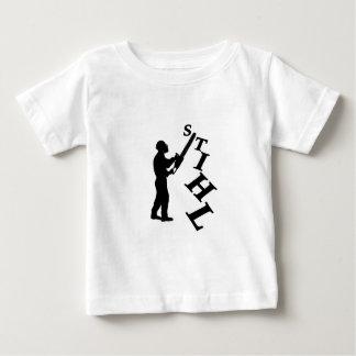 Aborist Tree surgeon Birthday present gift. Baby T-Shirt