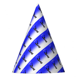 Aborist Tree surgeon Birthday present gift. Party Hat