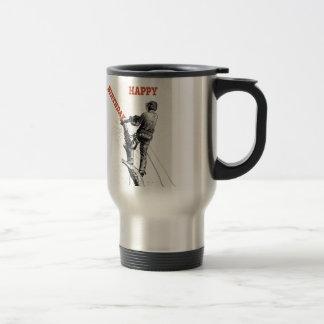 Aborist Tree surgeon christmas present gift Travel Mug