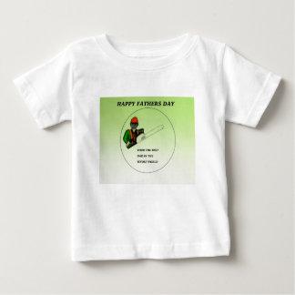 Aborist Tree surgeon Fathers Day present gift. Baby T-Shirt