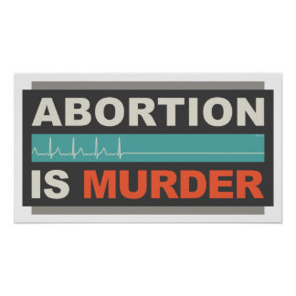 Abortion is murdering essays