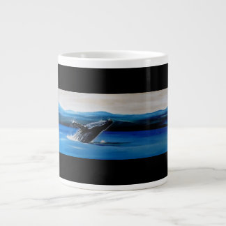 Abounding Large Coffee Mug