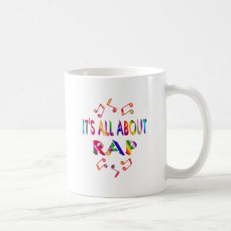 About Rap Mug