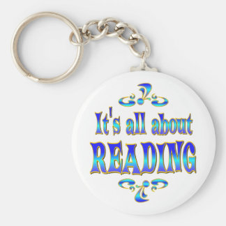 ABOUT READING KEYCHAIN