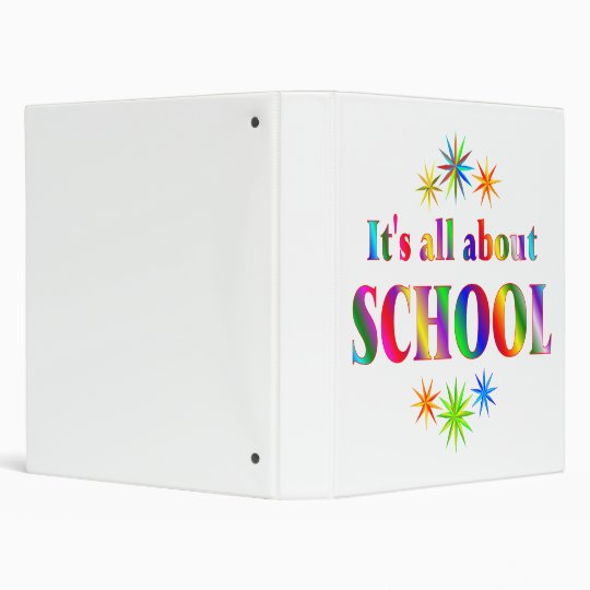 About School Binder