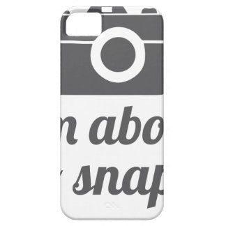 About to Snap iPhone 5 Cases