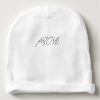 Above 1 Peter 4 Baby Beanie