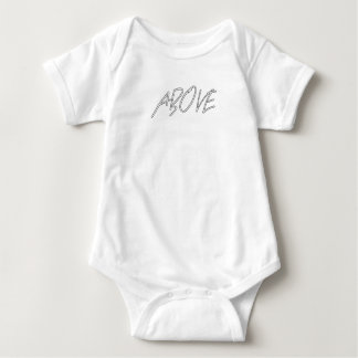 Above 1 Peter 4 Baby Bodysuit