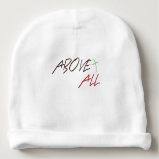 Above All Baby Beanie