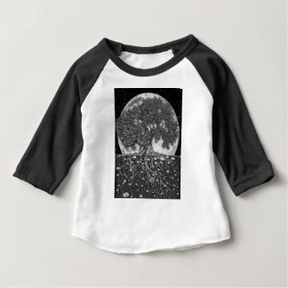 Above and Below 600 DPI Baby T-Shirt
