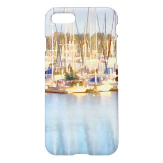 Above and below iPhone 8/7 case