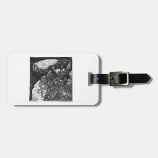 Above & Below by Brian benson Luggage Tag