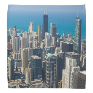 Above Chicago Head Kerchiefs
