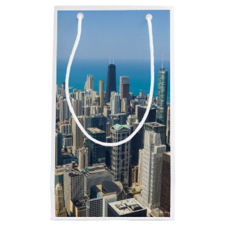 Above Chicago Small Gift Bag