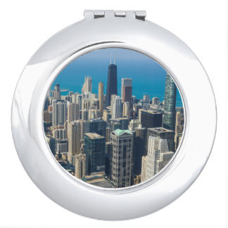 Above Chicago Travel Mirrors