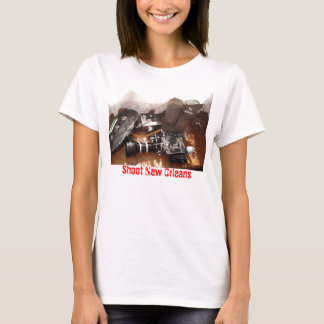 above cinema, Shoot New Orleans T-Shirt