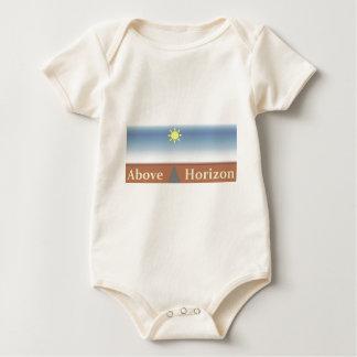 Above Horizon Baby Bodysuit
