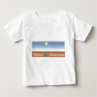 Above Horizon Baby T-Shirt