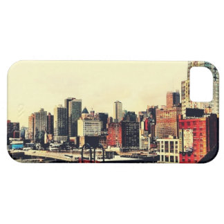 Above New York City iPhone 5 Cover
