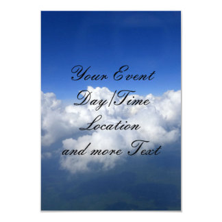 above the clouds 03 card