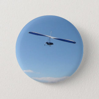Above the Clouds 2 Inch Round Button