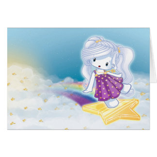Above the Clouds Card