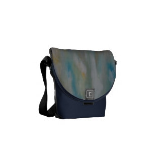 Above the clouds courier bag