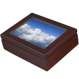 Above the clouds keepsake box