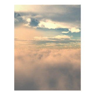 Above The Clouds Letterhead