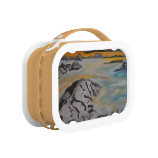 Above the clouds lunch box