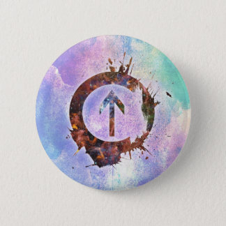 Above the Influence 2 Inch Round Button