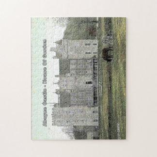 Aboyne Castle  – House of Gordon Jigsaw Puzzle