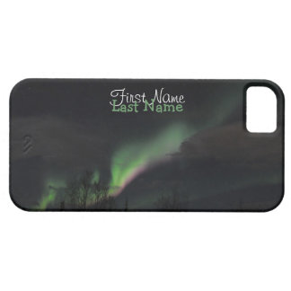 ABPAG Aurora Borealis Purple and Green iPhone 5 Cases