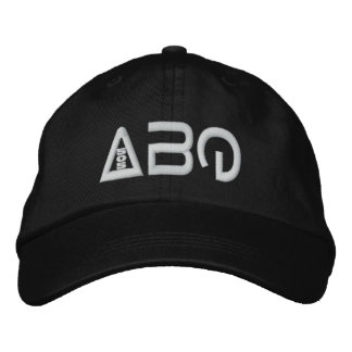 ABQ 505 EMBROIDERED HAT