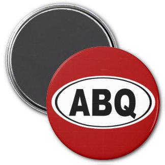 ABQ Albuquerque New Mexico Magnet