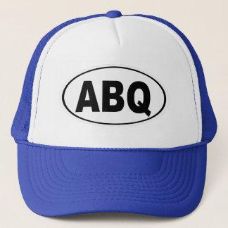 ABQ Albuquerque New Mexico Trucker Hat