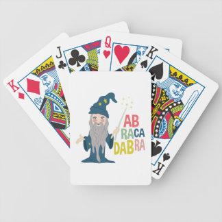 Abracadabra Poker Deck